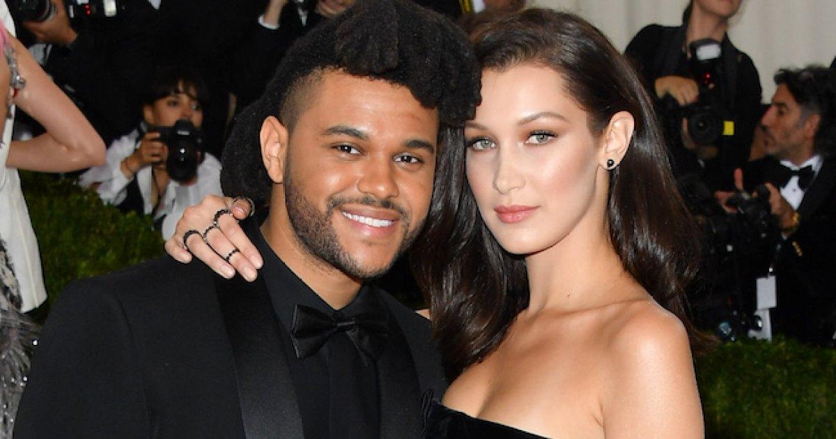 The Weeknd Spotted Leaving Ex-Girlfriend Bella Hadids