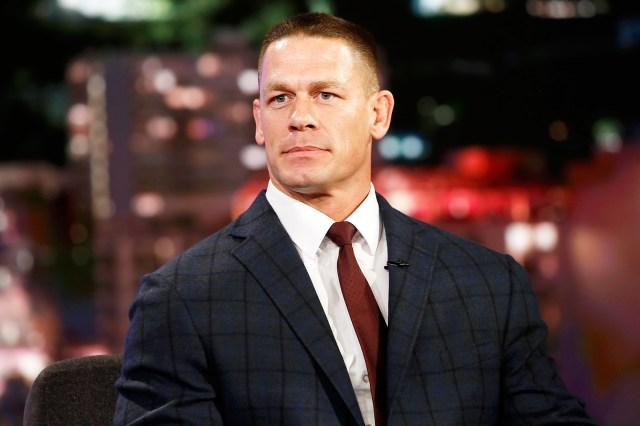 John Cena Tweets About Loss after Split