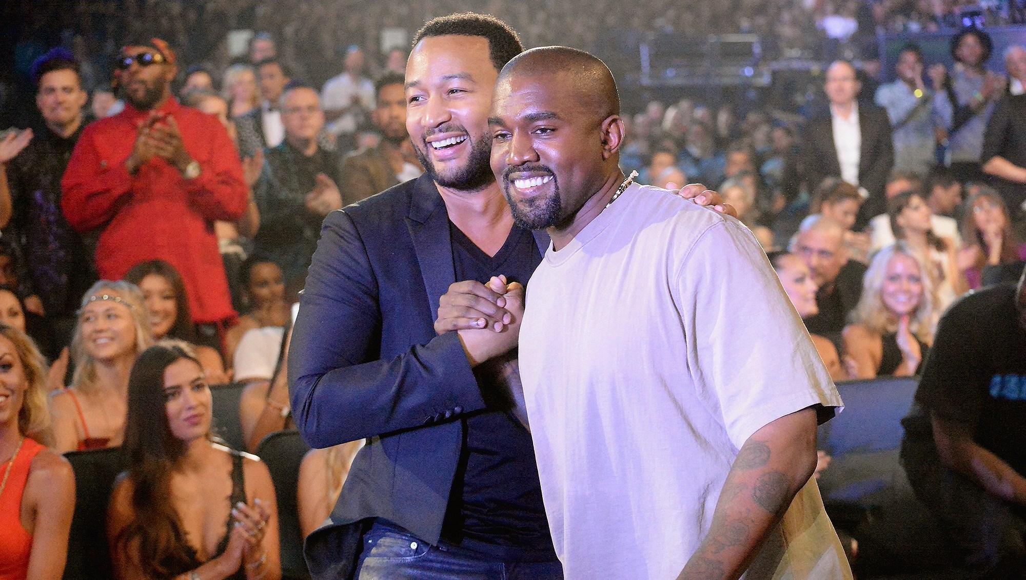 John Legend, Kanye West, New Singles, Music, Twitter, Donald Trump