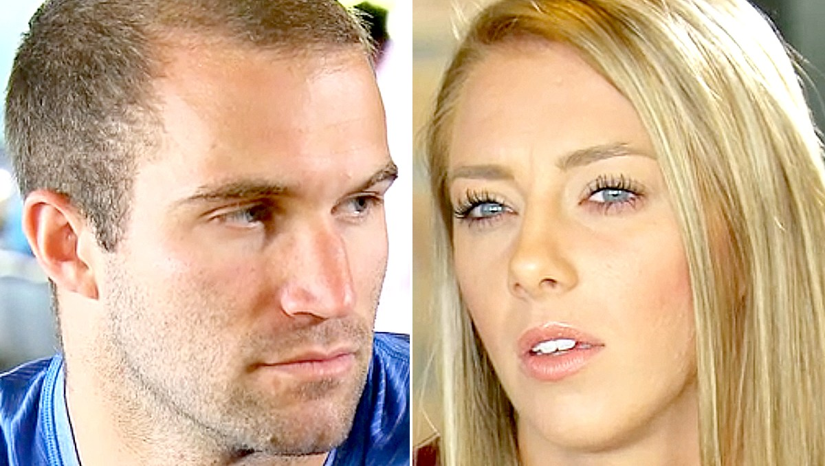 Jonathan and Molly on Married At First Sight