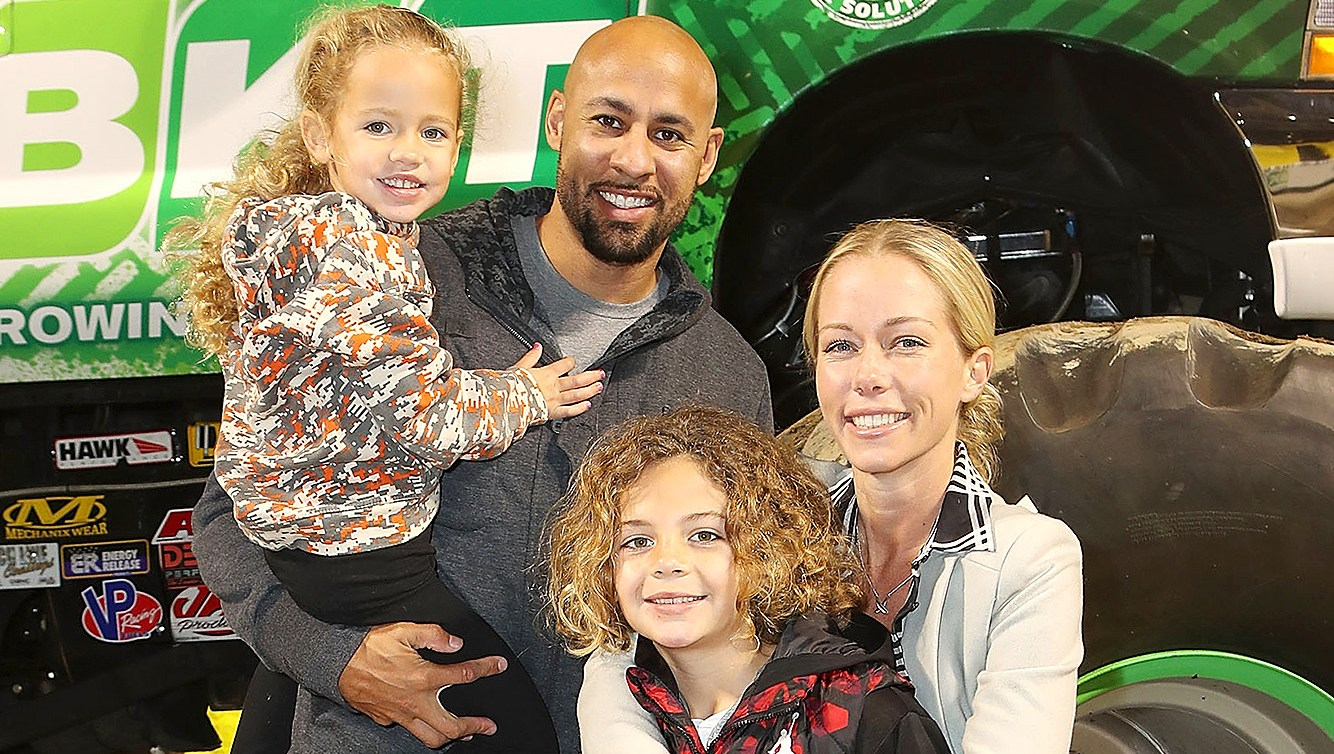 Kendra Wilkinson Baskett, Hank Baskett, Divorce, Hank, Alijah, Soccer Game