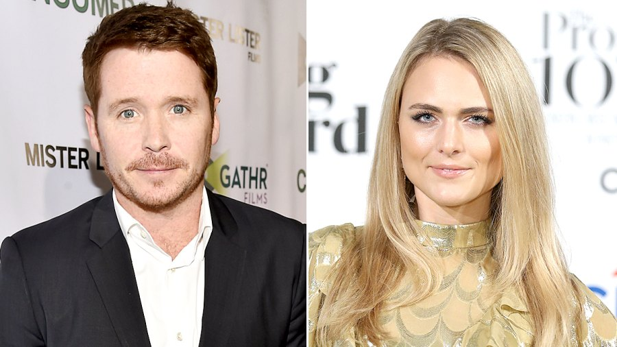 Kevin-Connolly-Is-Dating-Producer-Francesca-Dutton