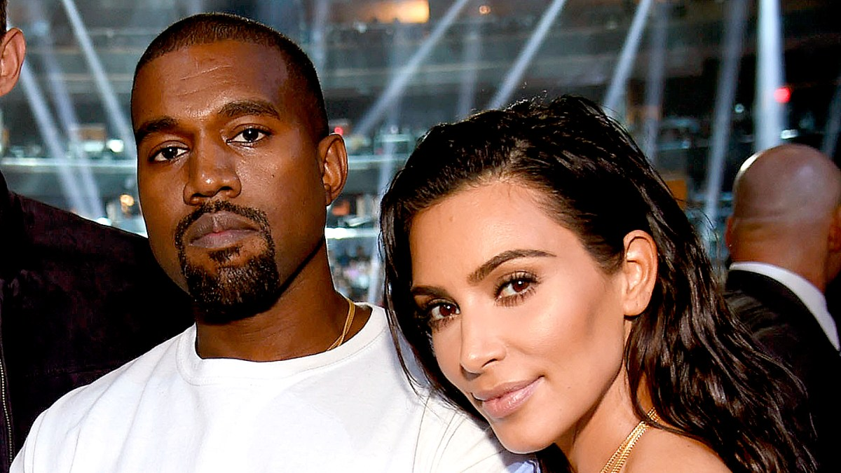 70a49f701d04 Kim Kardashian Says Kanye West Is  Years Ahead of His Time  After Latest  Twitter Rant