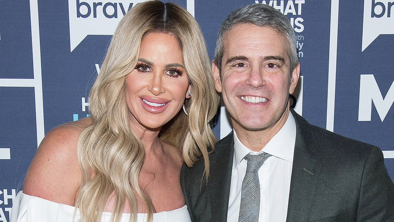 Kim Zolciak, Andy Cohen, Real Housewives of Atlanta