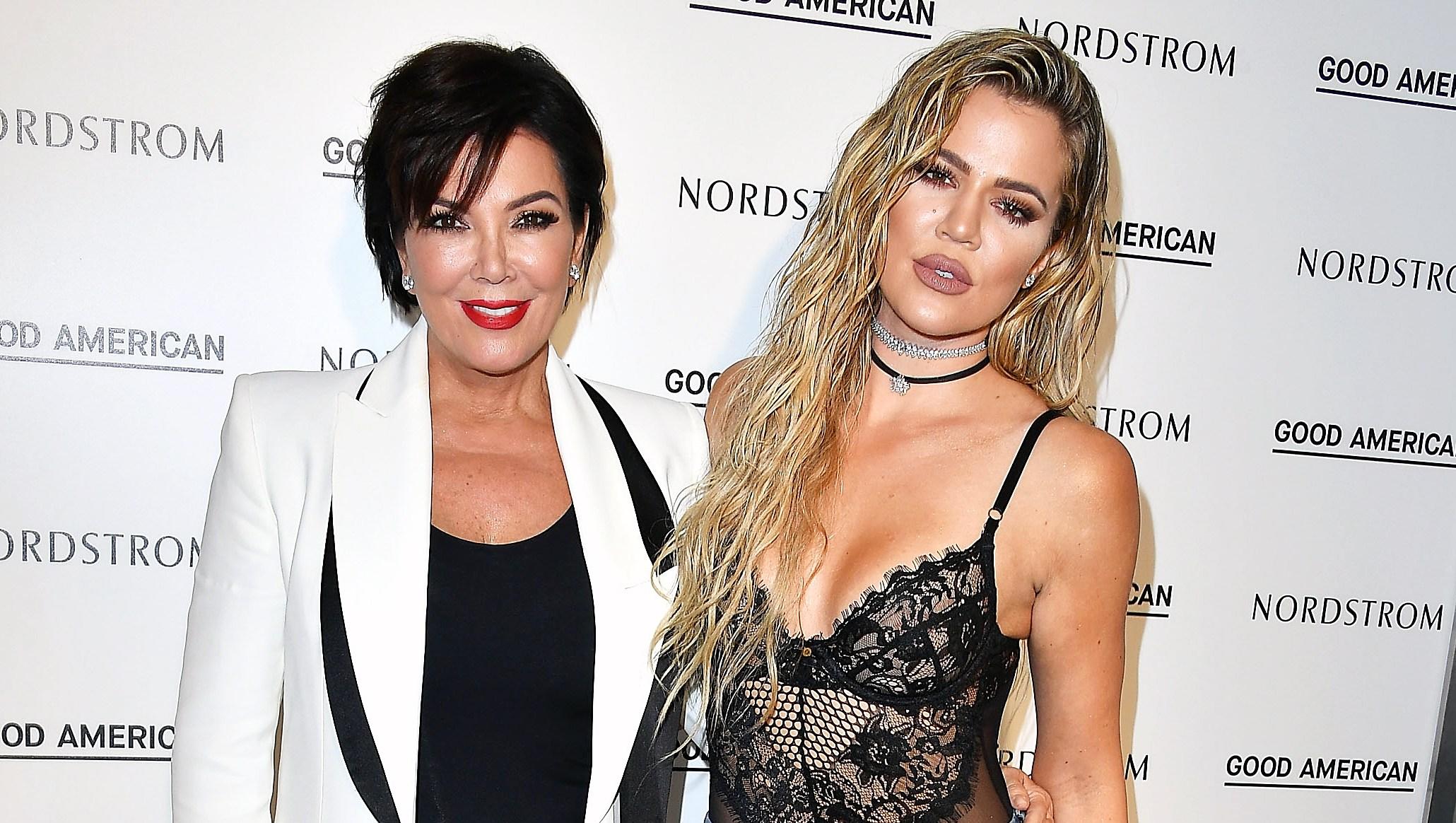 Kris Jenner Concerned Khloe Kardashian Cleveland