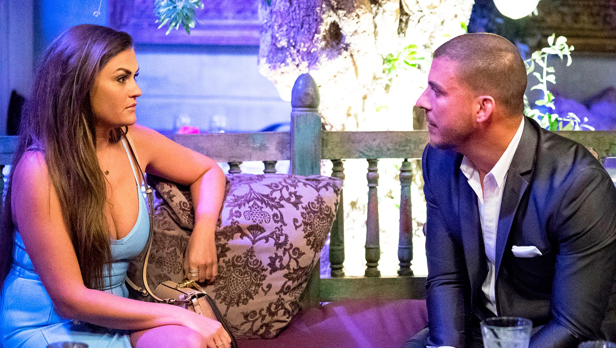 Brittany Cartwright and Jax Taylor in 'Vanderpump Rules'