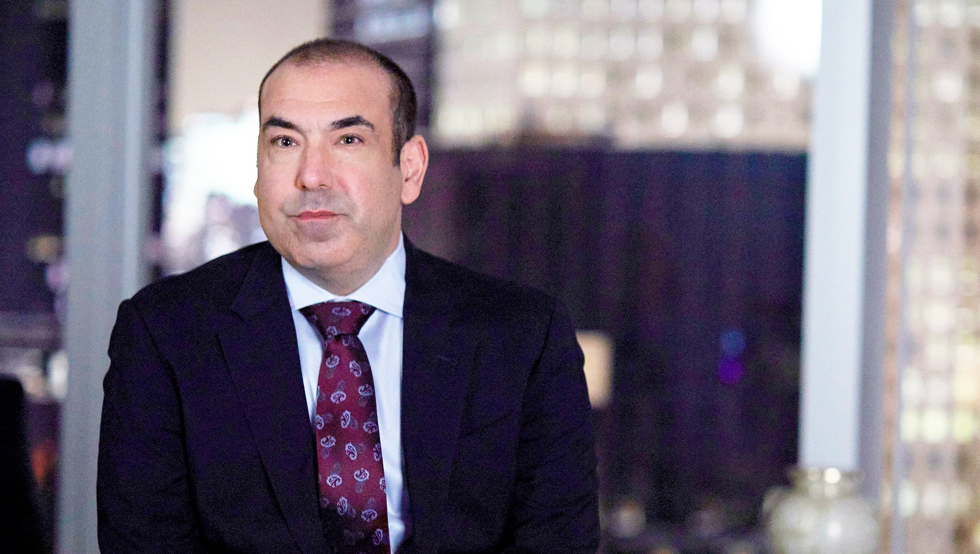 Rick Hoffman as Louis Litt in 'Suits'