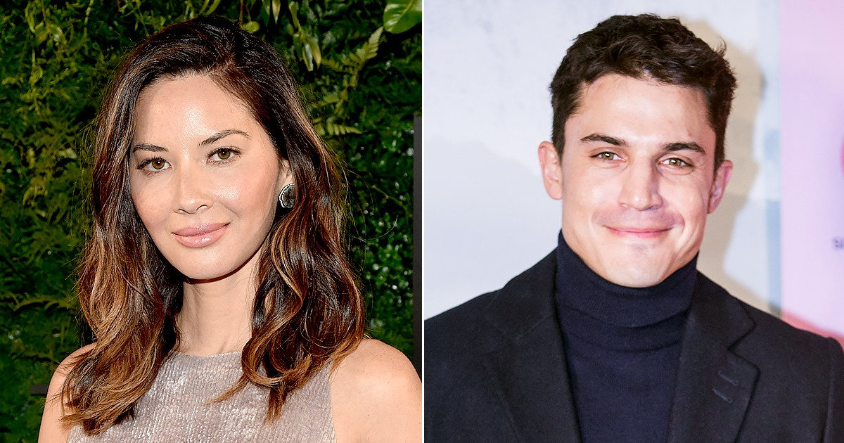 Olivia Munn Is Dating Spanish Actor Alex Gonzalez Photos