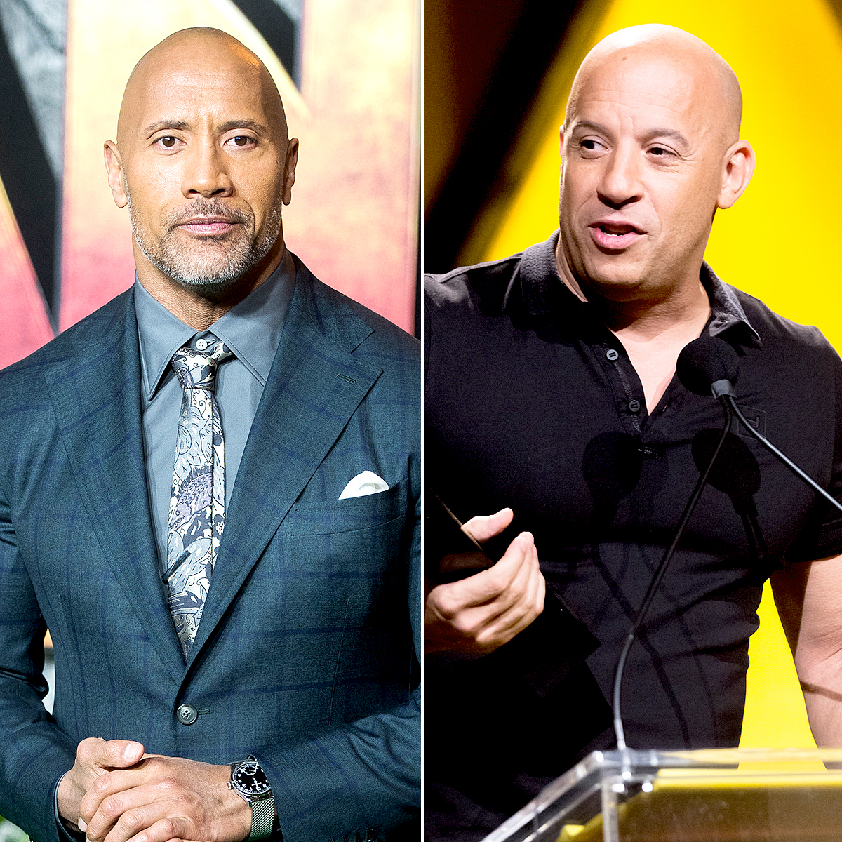 Dwayne Johnson Reveals What Was Behind His Feud With Vin Diesel