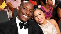 Tyrese Gibson and Wife Samantha Expecting Baby Girl