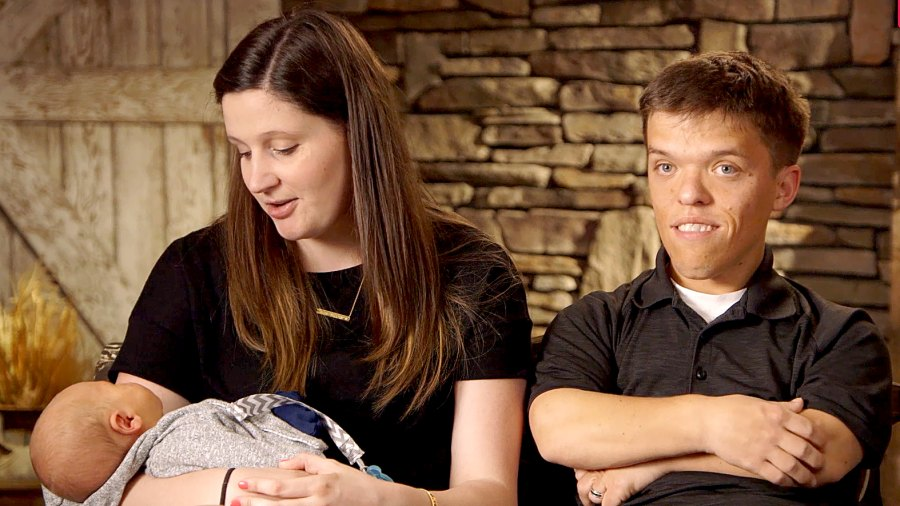 Zach And Tori Roloff baby