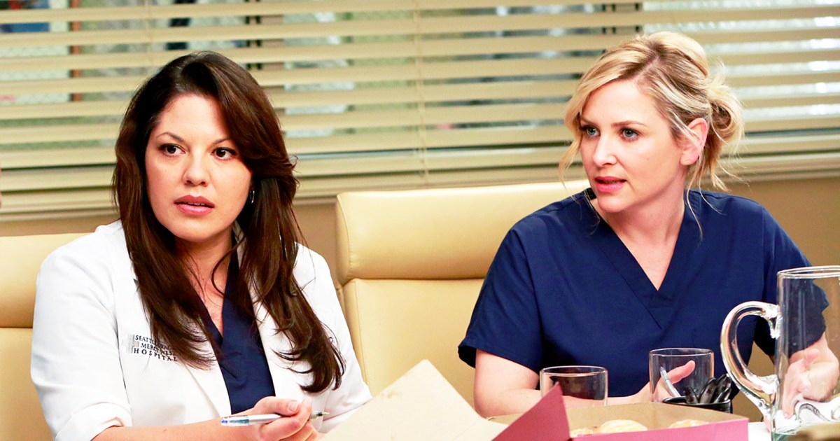 Sara Ramirez: I'm Not in Jessica Capshaw's Last 'Grey's' Episode