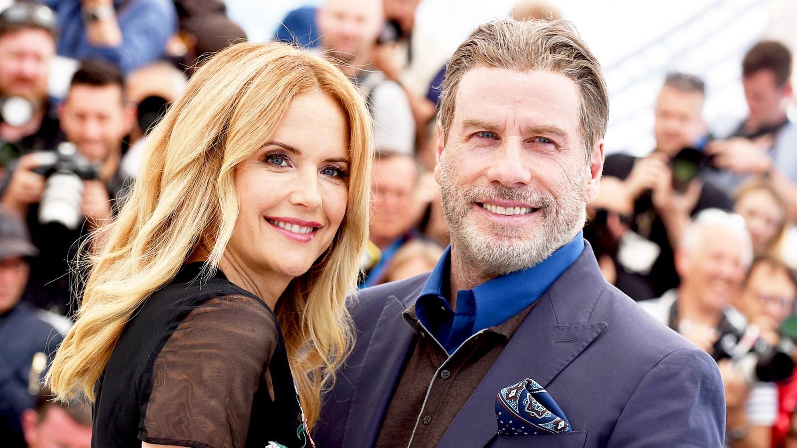 John Travolta Had \'Immediate Chemistry\' With Kelly Preston