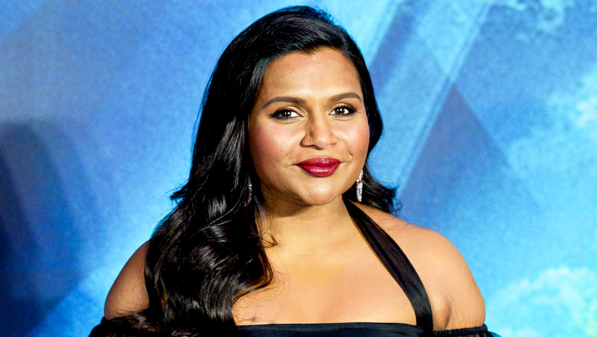 Mindy Kaling attends the European Premiere of 'A Wrinkle In Time' at BFI IMAX on March 13, 2018 in London, England.