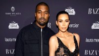 """Kanye West and Kim Kardashian attend 2016 Harper's Bazaar's celebration of """"ICONS By Carine Roitfeld"""" at The Plaza Hotel in New York City."""