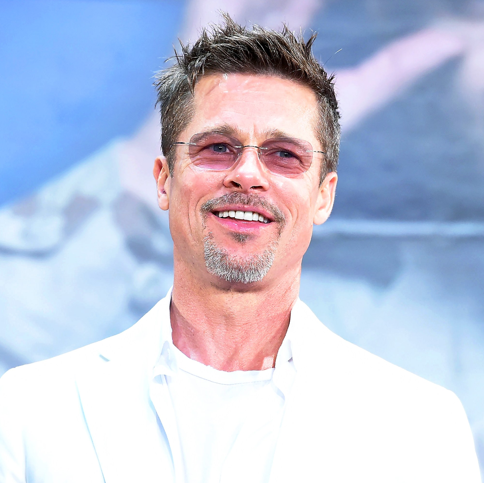 Brad Pitt attends the 2017 premiere for 'War Machine' at Roppongi Hills in Tokyo, Japan.