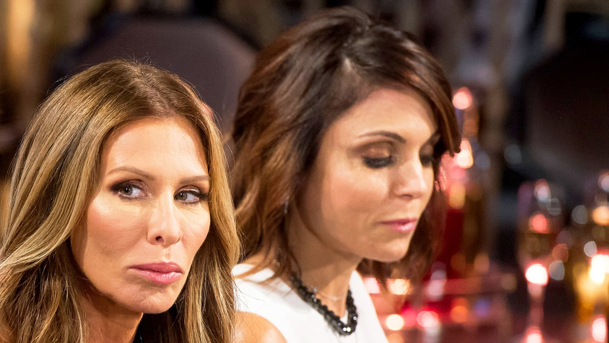 4eb86e2f6c25 Carole Radziwill Defends Adam Kenworthy After Bethenny Frankel s Diss