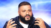 DJ Khaled during The Four onstage during the FOX portion of the 2018 Winter Television Critics Association Press Tour in Pasadena, California.