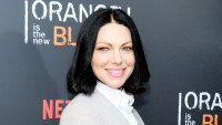 "Laura Prepon attends the ""Orange Is The New Black"" EMMY FYC red carpet at Crosby Street Hotel on May 18, 2018 in New York City."