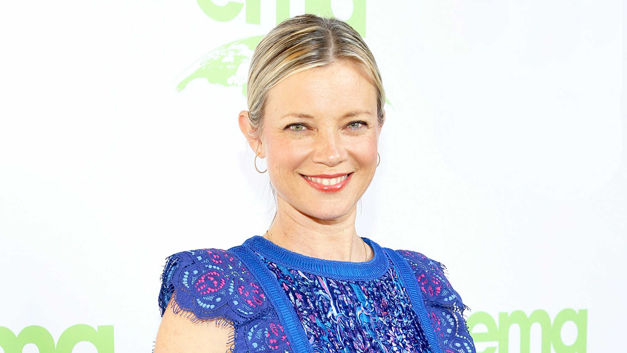 Amy Smart attends the 28th Annual Environmental Media Awards at Montage Beverly Hills on May 22, 2018 in Beverly Hills, California.