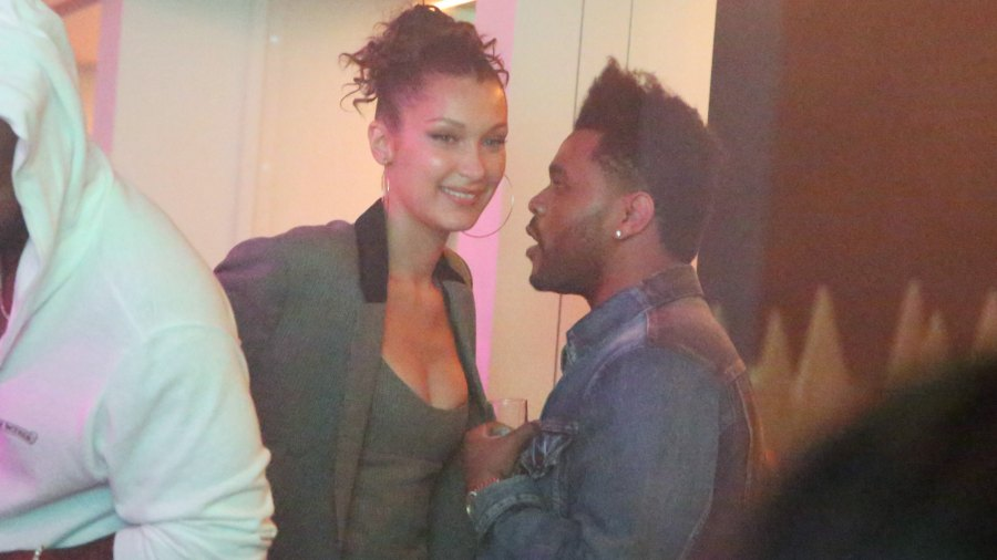 Bella Hadid, The Weeknd, Cannes Film Festival