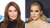 Caitlyn Jenner Khloe Kardashian Mother's Day