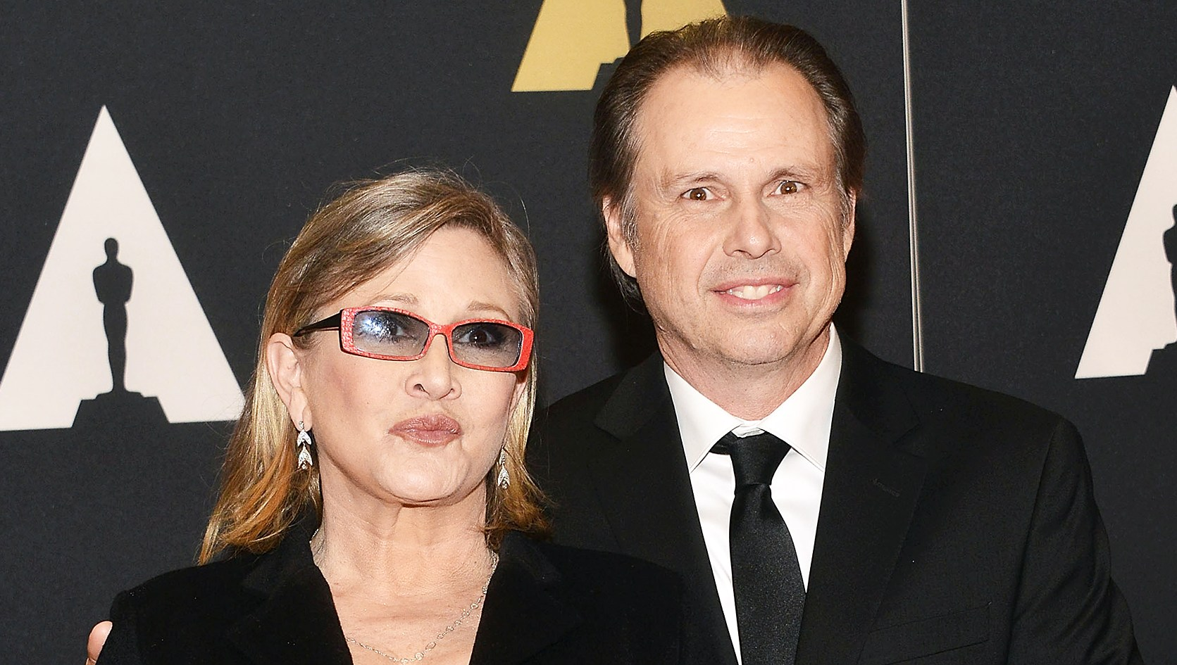 Carrie Fisher Todd Fisher