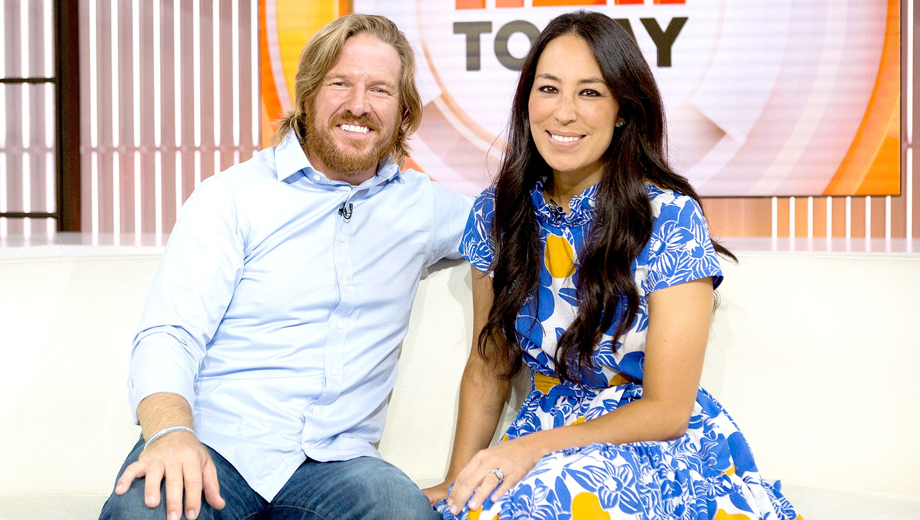 Joanna Gaines Gives Birth Welcomes Baby No 5 With Husband Chip