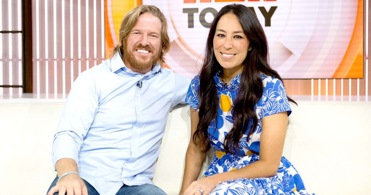 27997a37c Joanna Gaines Gives Birth, Welcomes Baby No. 5 With Husband Chip