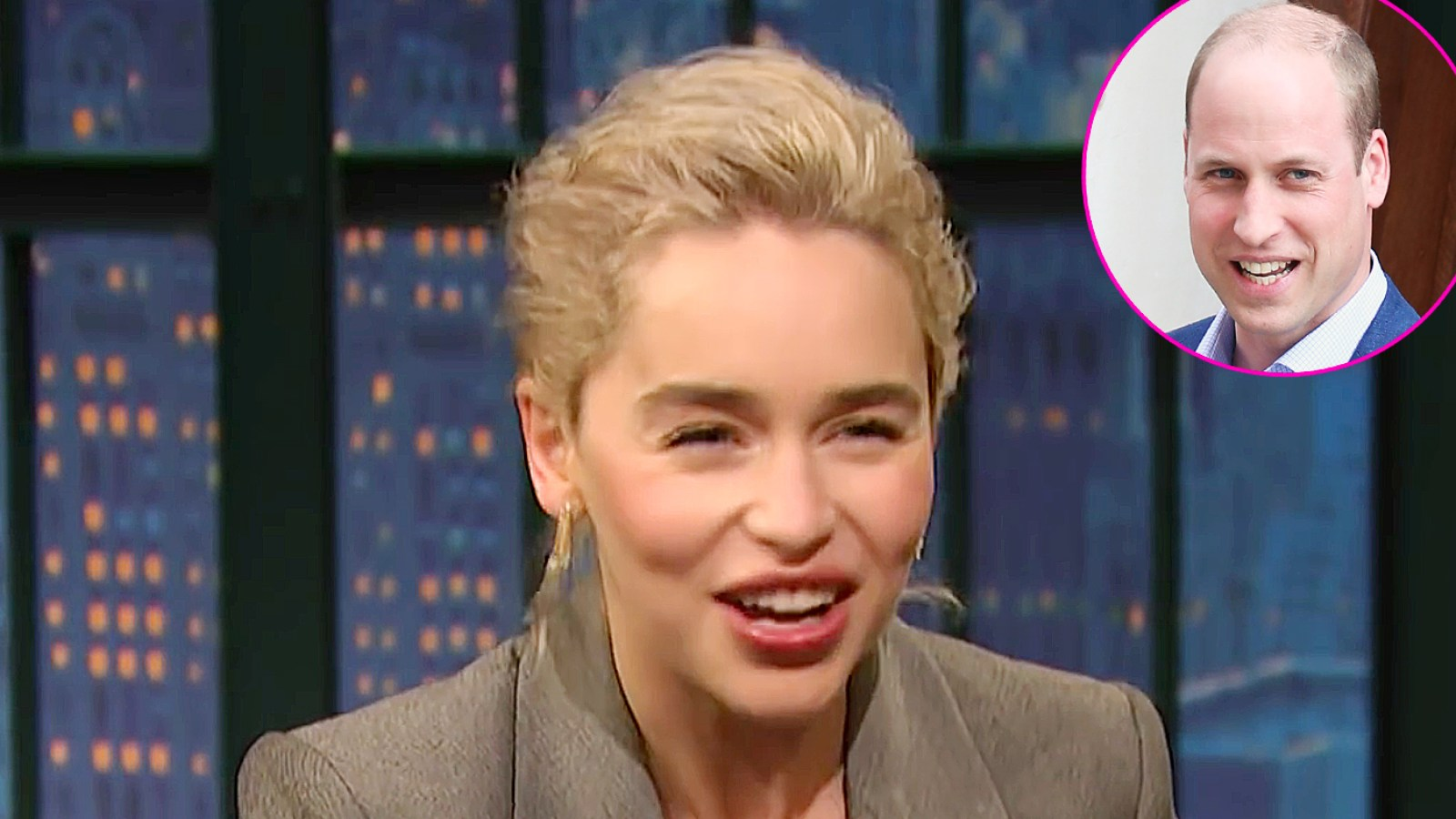 Emilia clarke cringes over awkward meeting with prince william m4hsunfo