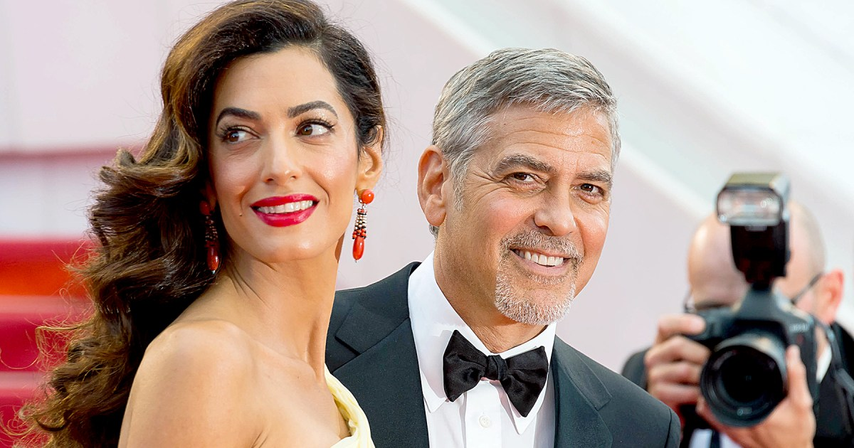 George And Amal Clooney Everything Theyve Said About Parenthood