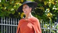 Janina Gavankar, Meghan Markle, Prince Harry, Royal Wedding, Guests, Giggling