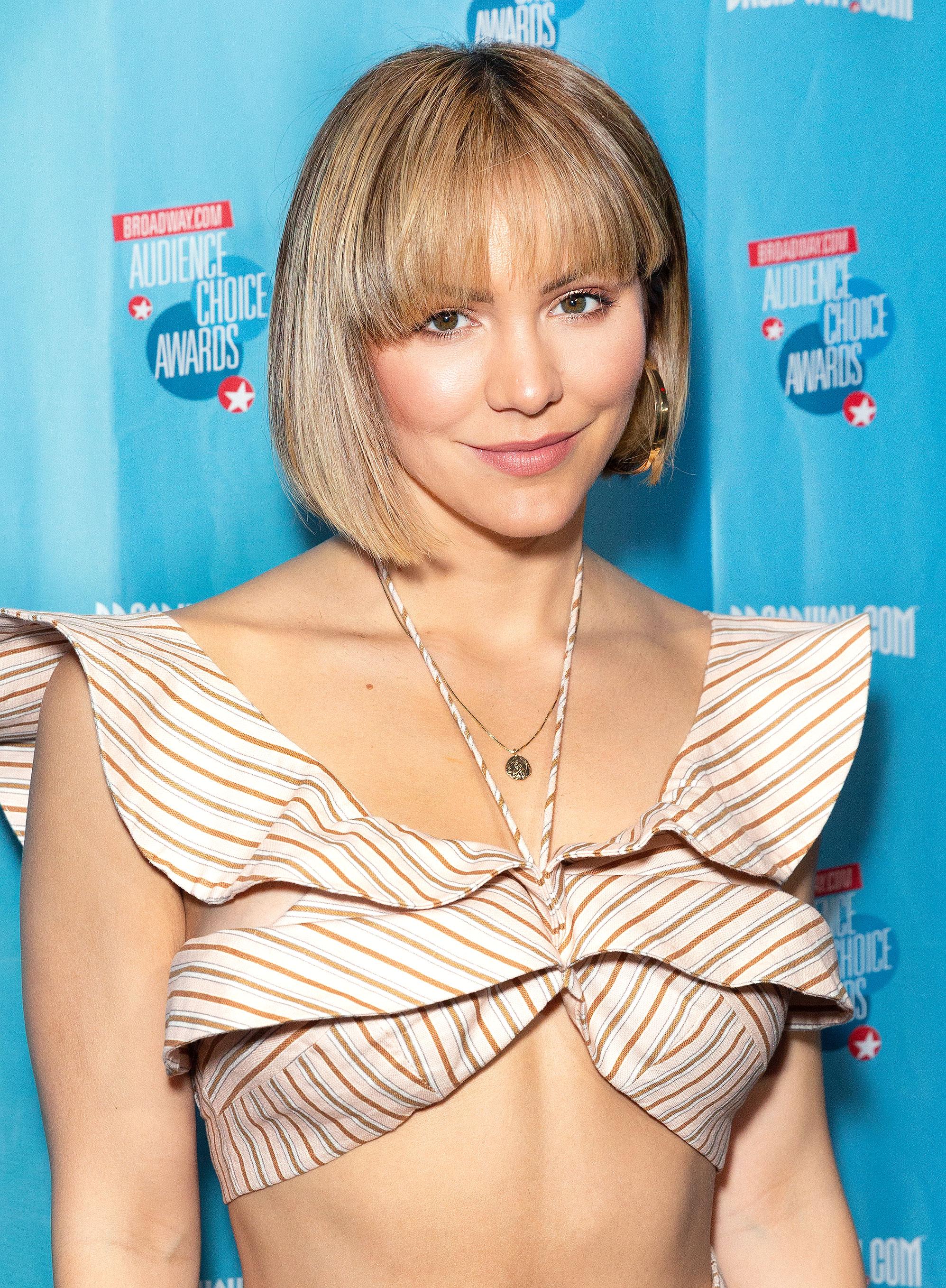 Hairstyles Short alert: katharine mcphees new look