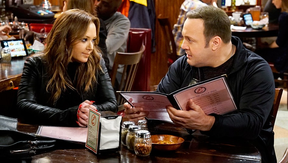 Leah Remini Kevin James Kevin Can Wait Fan Reactions