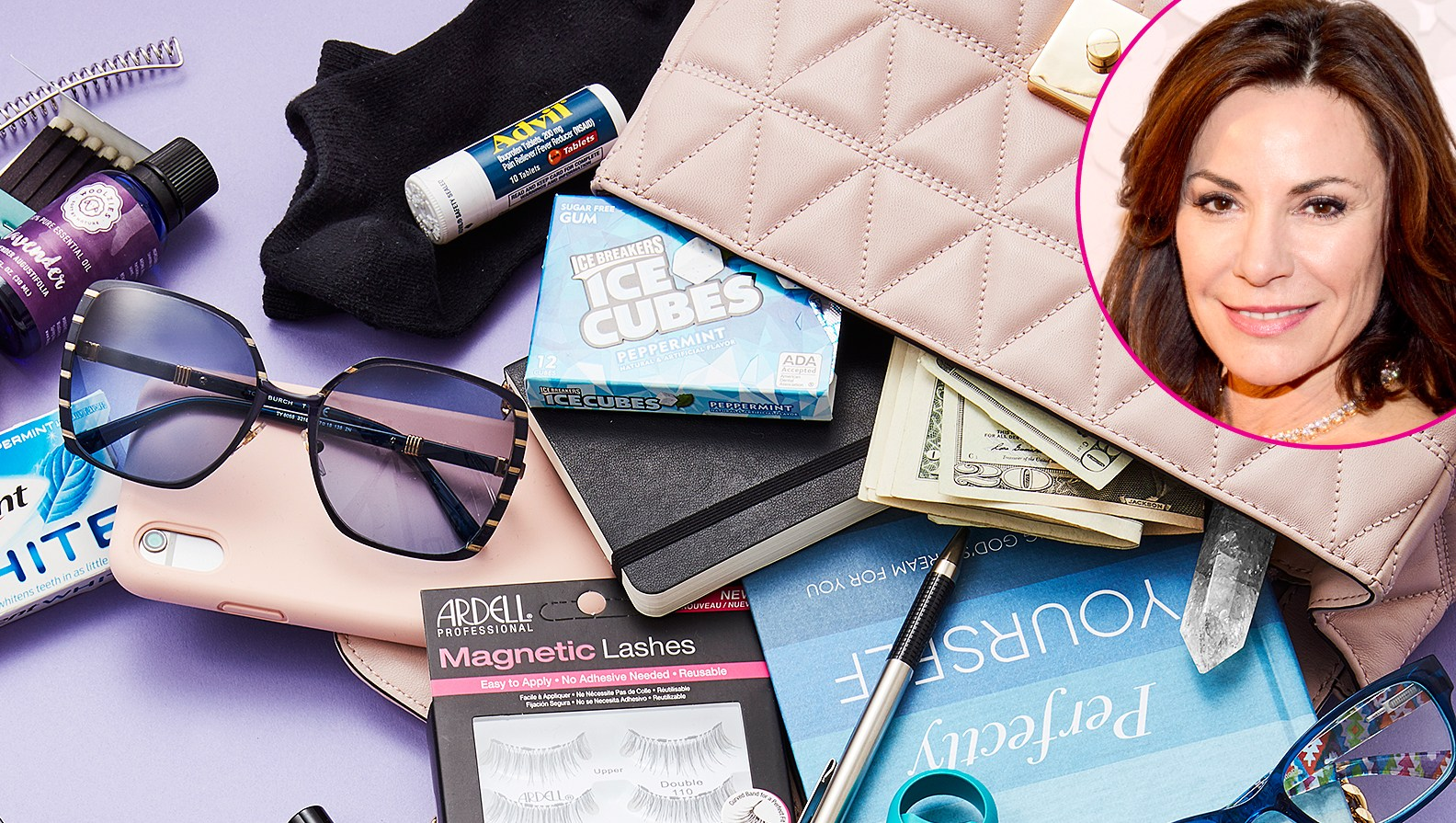 Luann-de-Lesseps--What's-in-My-Bag