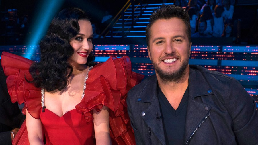 KATY PERRY and LUKE BRYAN pregnant