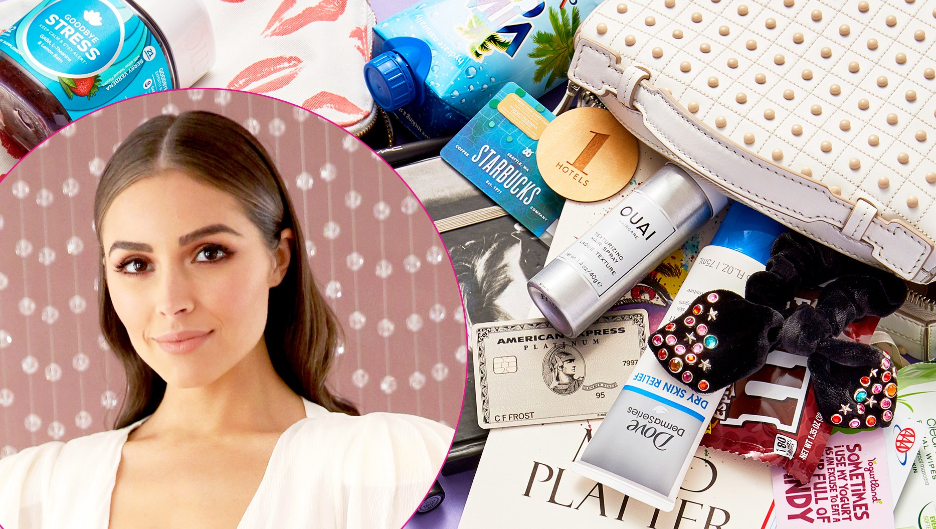Olivia Culpo: What Is In My Bag?