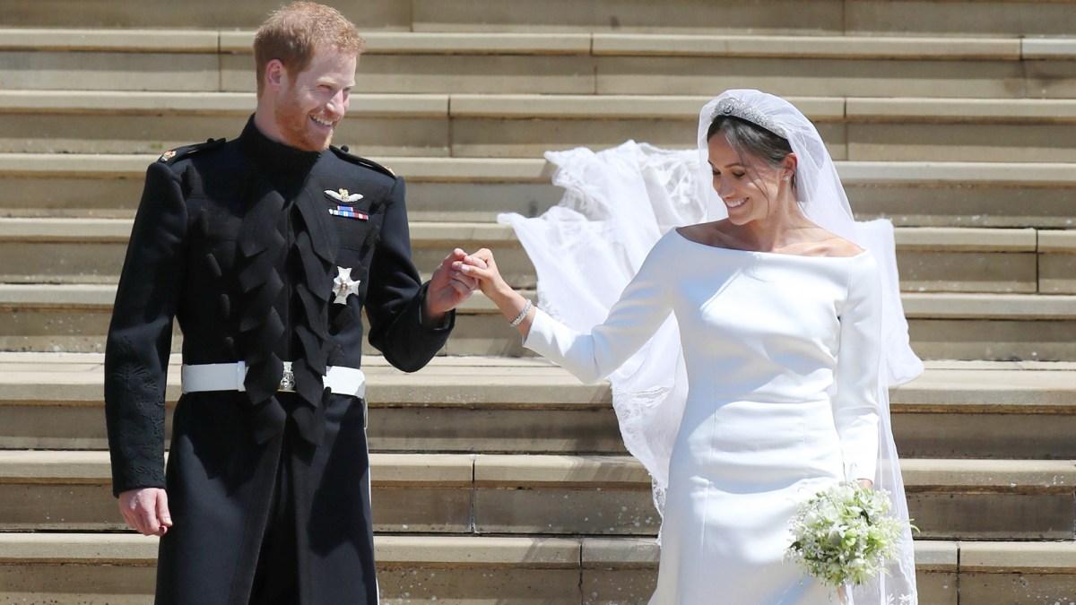 Meghan Markle Wedding Dress Designer.Meghan Markle Wedding Dress Designer Prince Harry Was In Awe Of His