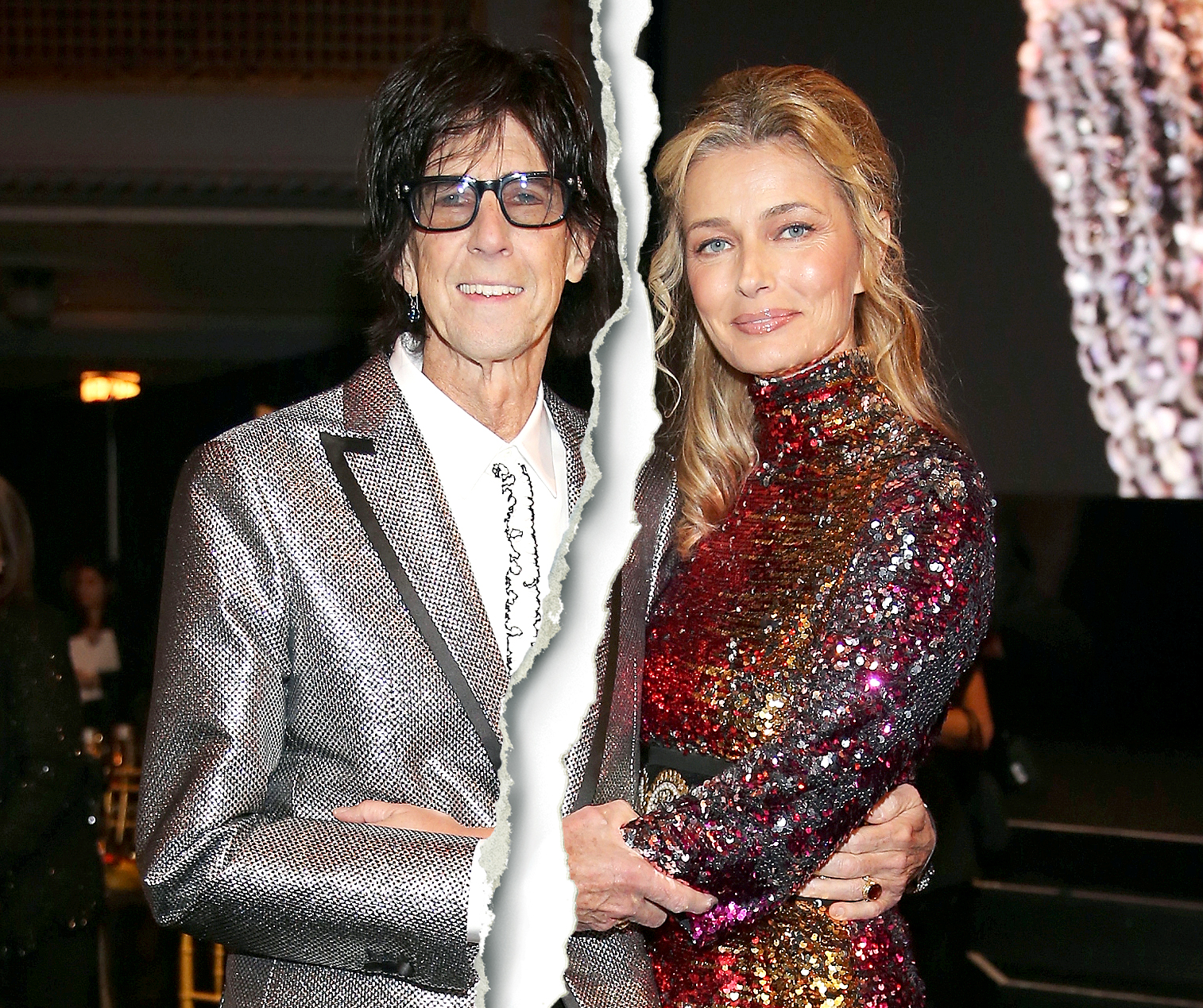 Model Paulina Porizkova, Cars rocker Ric Ocasek separate after 28 years