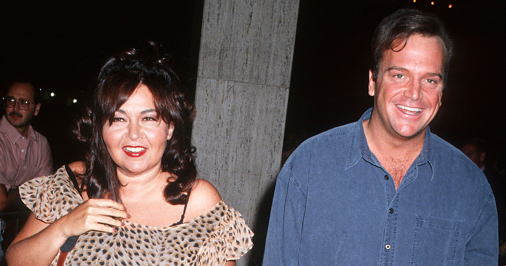 tom arnold claims ex roseanne barr �wanted� her show canceled
