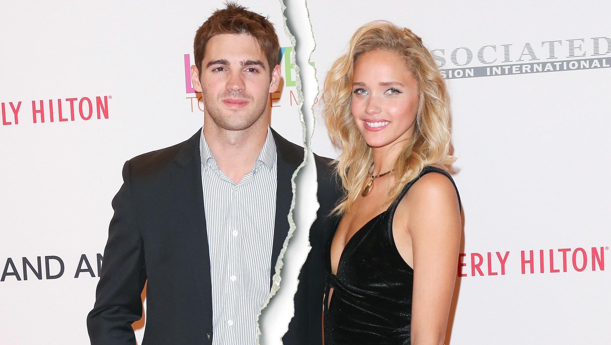 Celebrity Splits of 2018 steven mcqueen breakup cancel engagement allie alexandra silva split