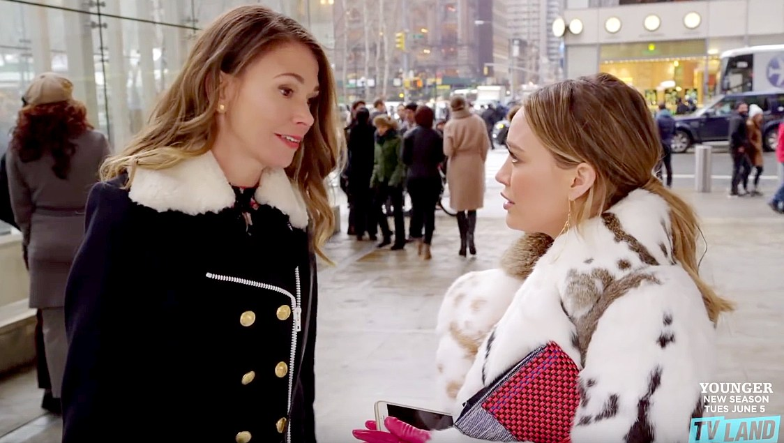 sutton-foster-hilary-duff-younger