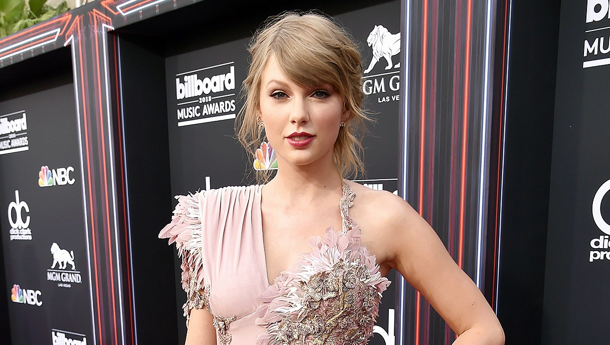 Taylor Swift Billboard Music Awards 2018