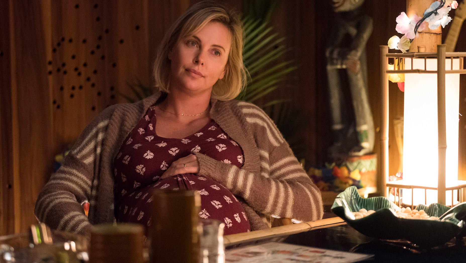 charlize Theron stars as Marlo in Jason Reitman's TULLY