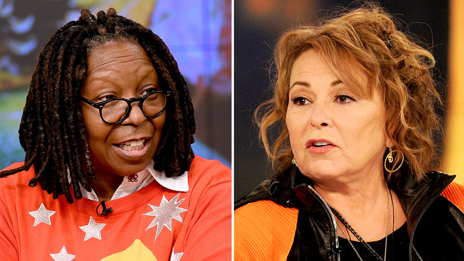 97d2fc0a7 Whoopi Goldberg Slams Roseanne for Sharing a Photoshopped Pic of Her