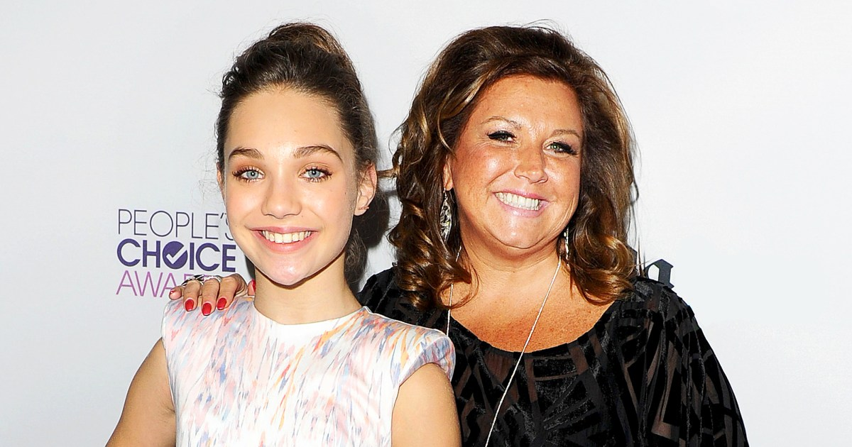 Maddie Ziegler I Dont Keep In Contact With Abby Lee Miller