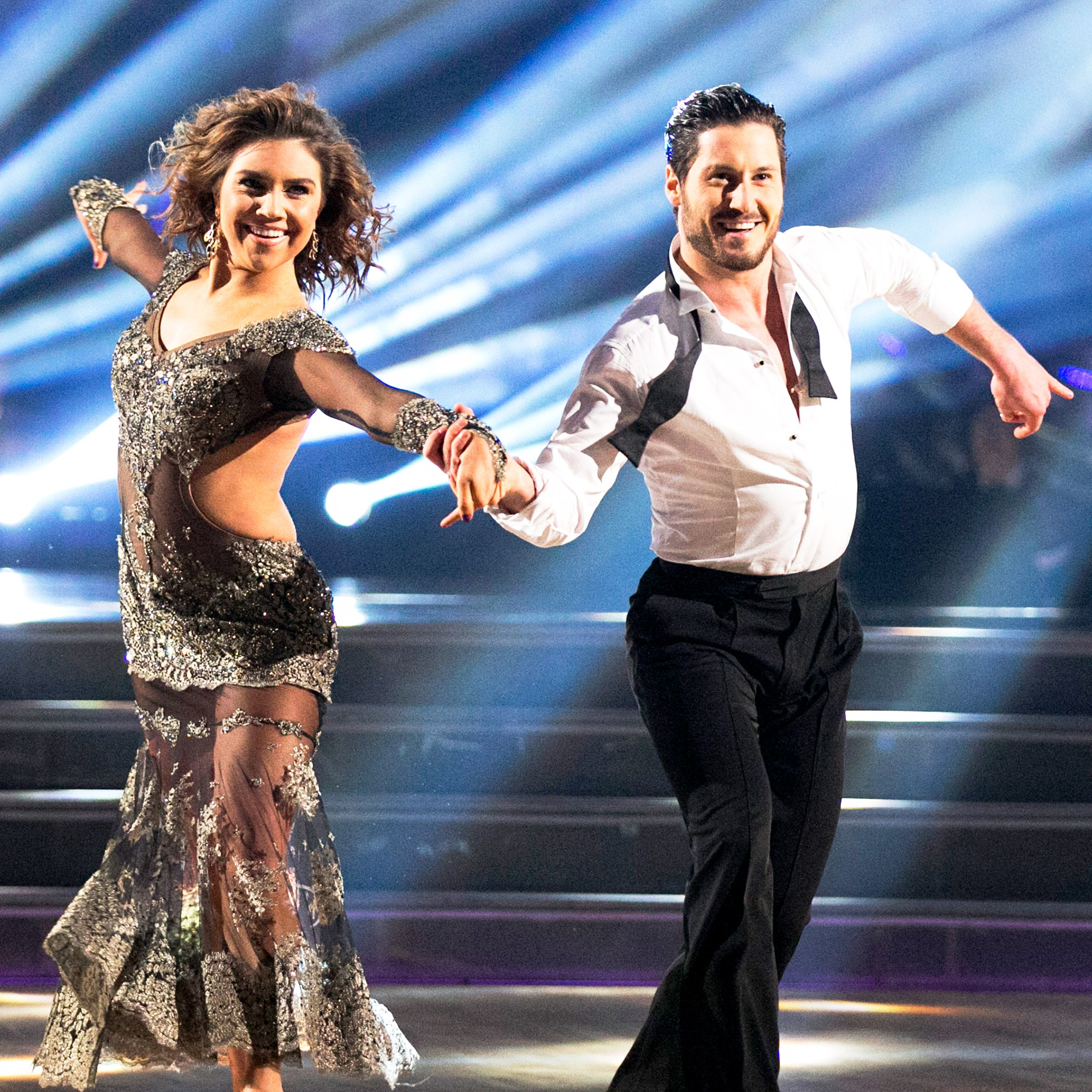 Val Chmerkovskiy and Jenna Johnson on 'Dancing With The Stars'