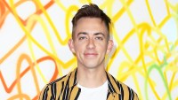 Kevin McHale attends the 2018 Champions of Pride hosted by Beverly Center and The Advocate at Farmhouse in Los Angeles, California.