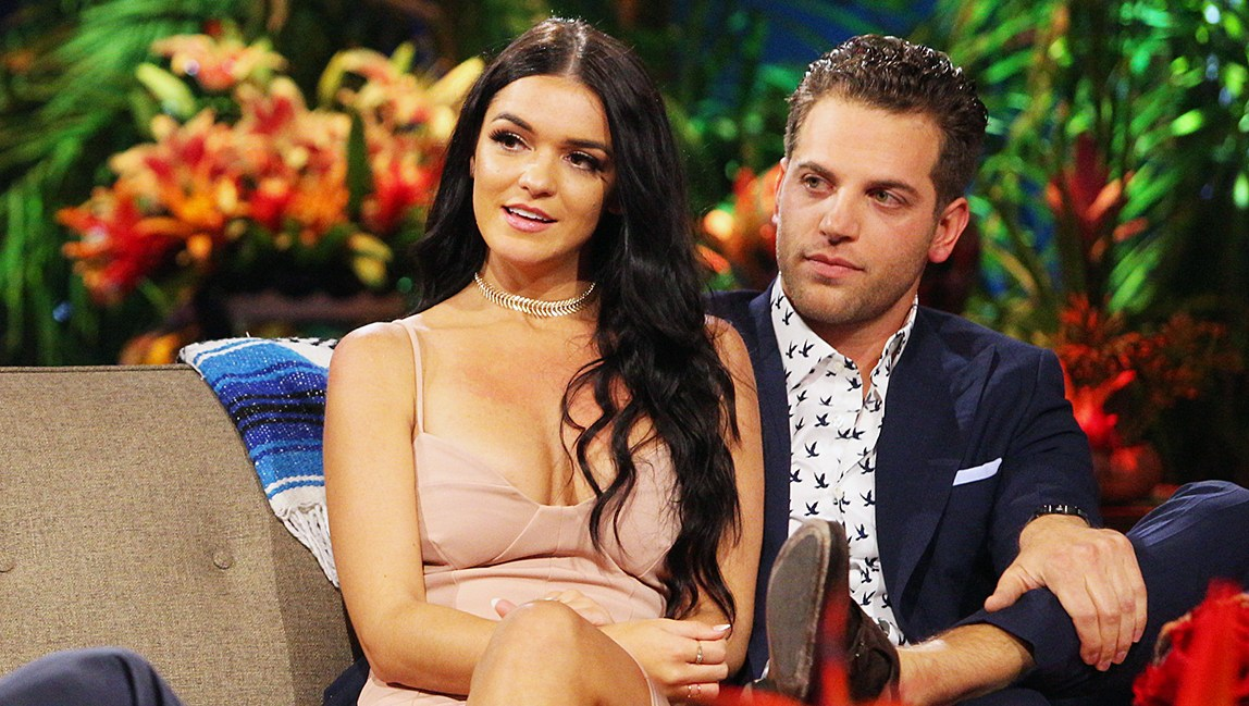 Raven Gates Adam Gottschalk Bachelor In Paradise