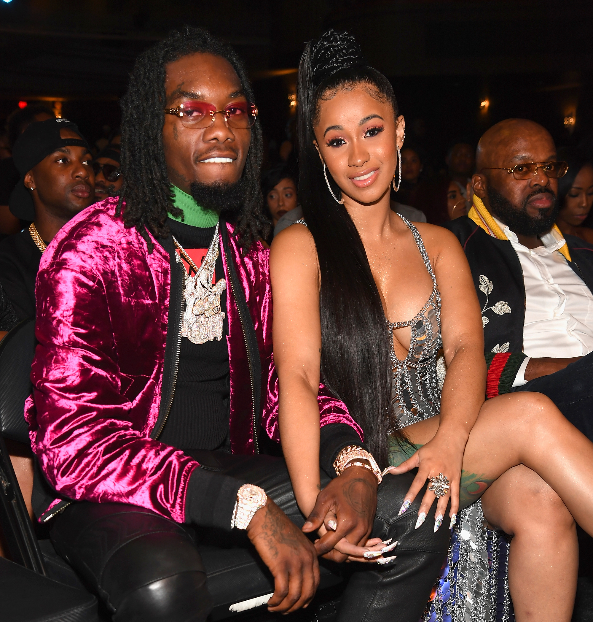 Cardi B reveals she married Offset nine months ago